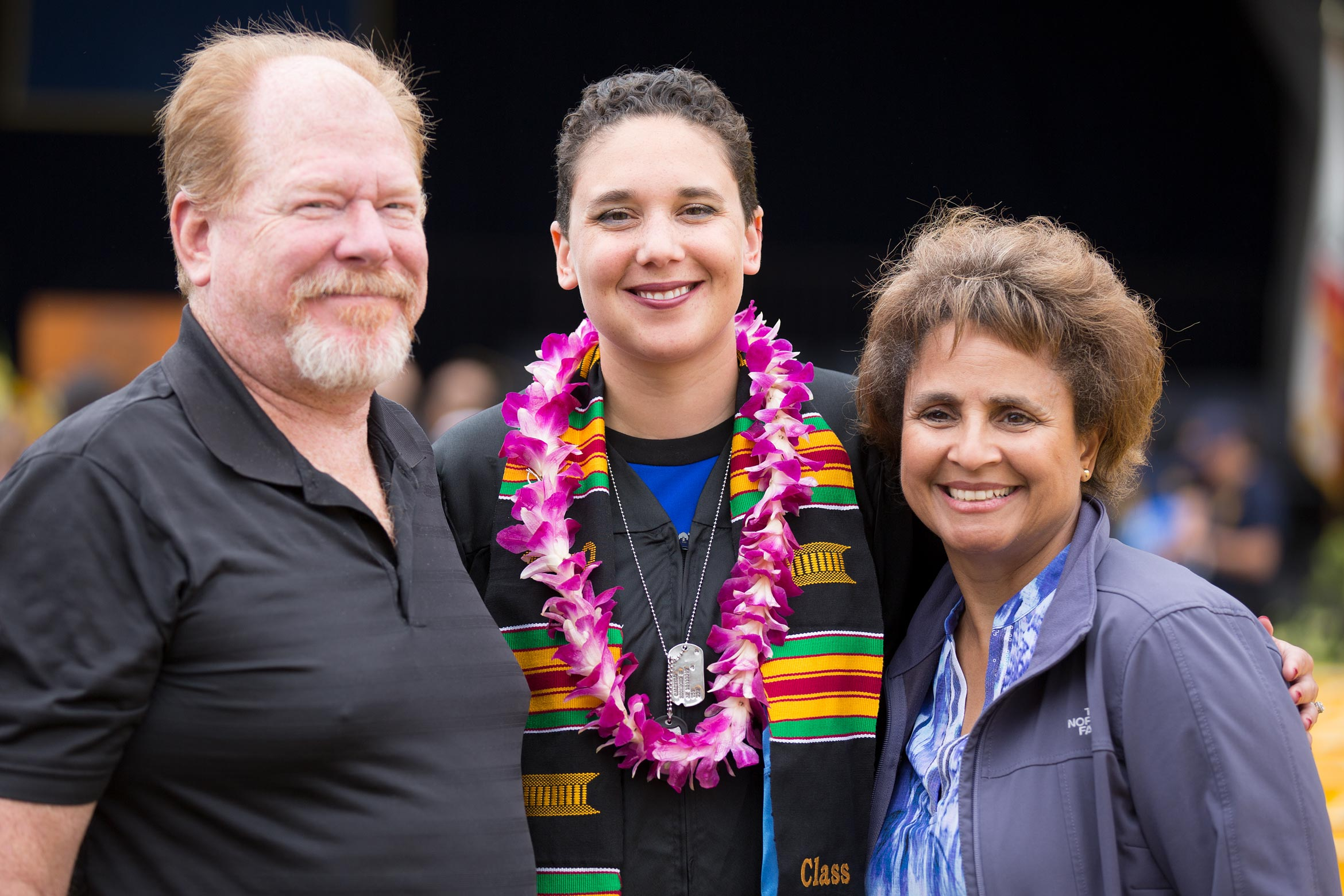 commencement parents
