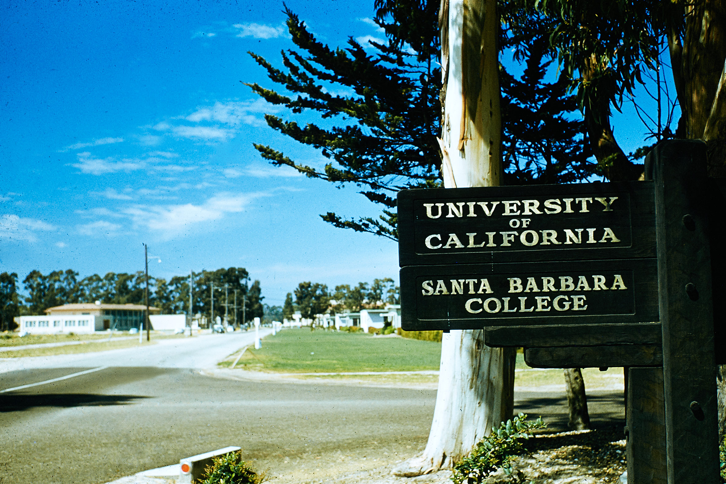 UC Santa Barbara joins the UC in 1944